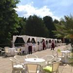 evento in terrazza
