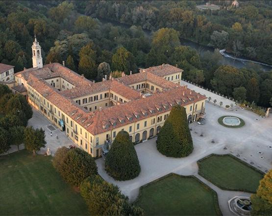 Villa Castelbarco - ala sud