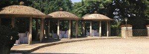 Villa per matrimoni - Ala Nord, Terrazza Bosco