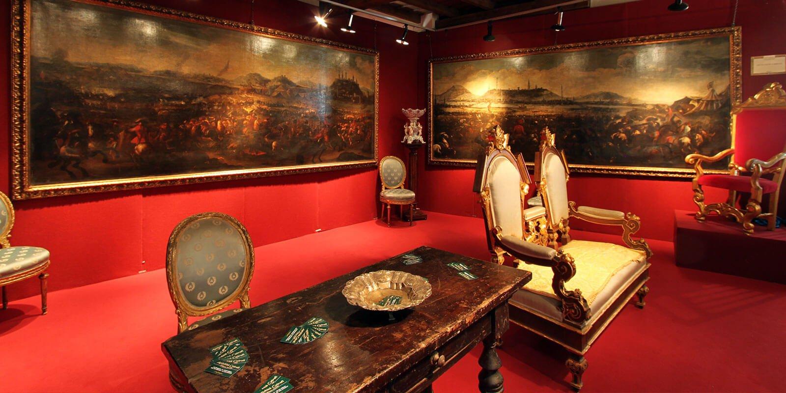 Villacastelbarco | Antiquariato, location eventi mostre lombardia