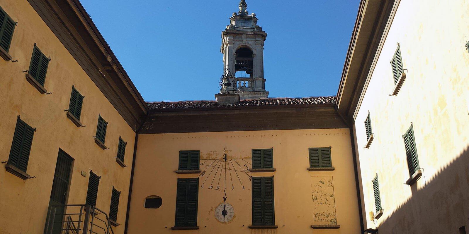 Villacastelbarco | Meridiana, villa per ricevimenti lombardia