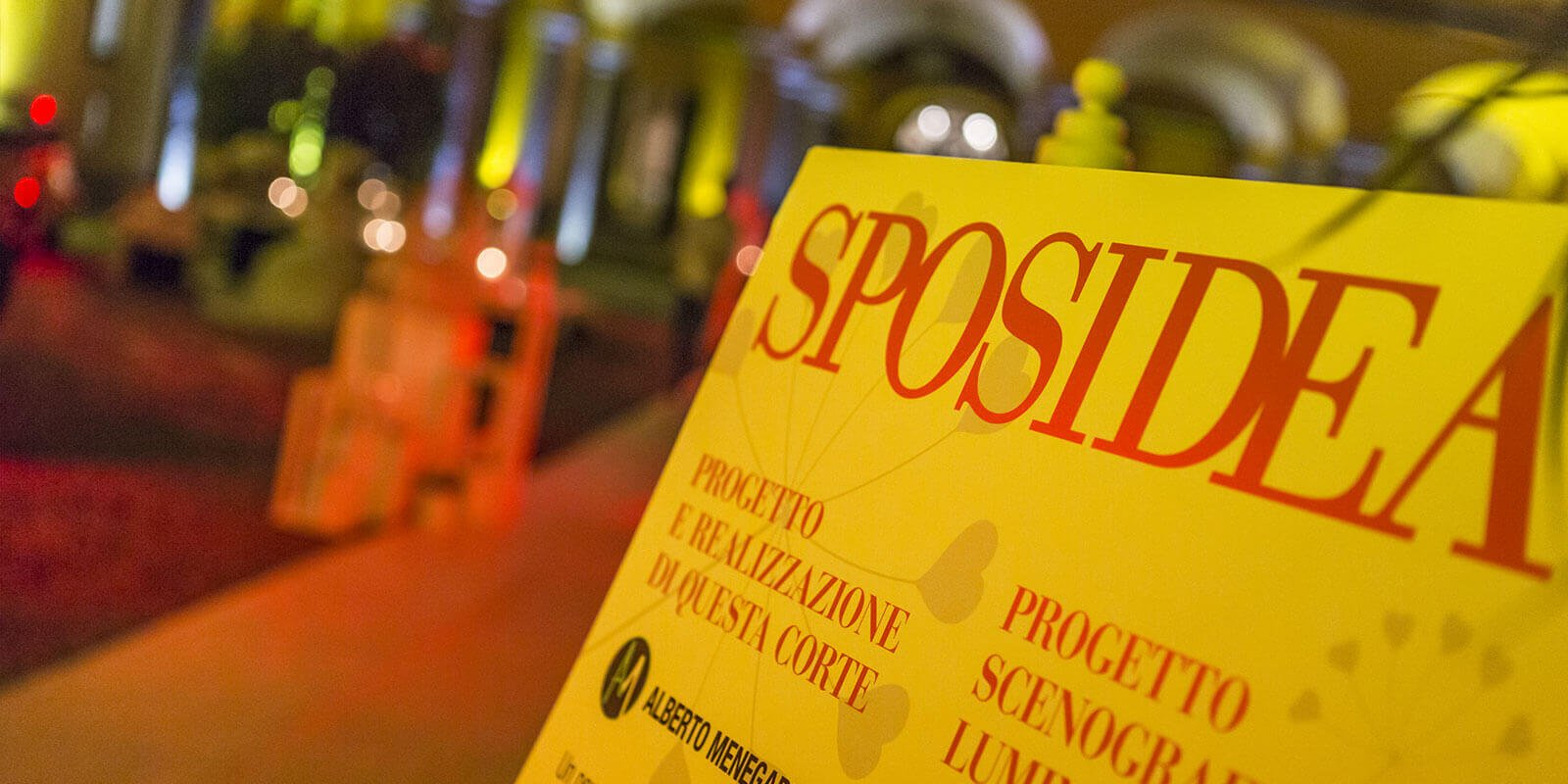 Villacastelbarco | Sposidea, location eventi