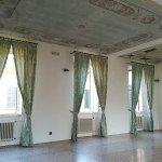 colonnade room villa castelbarco