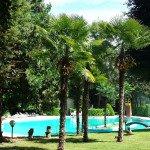 piscina per eventi villa