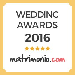 Matrimonio.com - Vincitore Wedding Awards 2016 - Villa Castelbarco