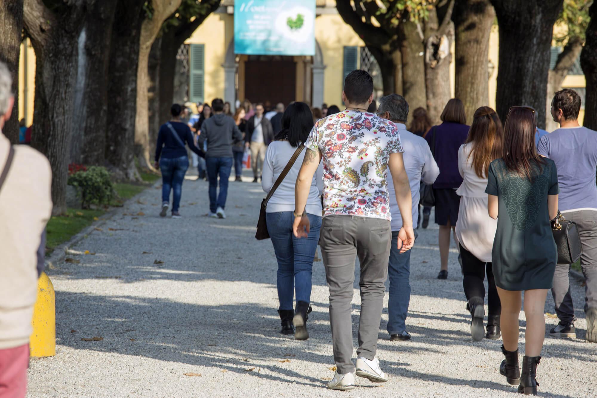 Villa Castelbarco organizza da noi la tua fiera