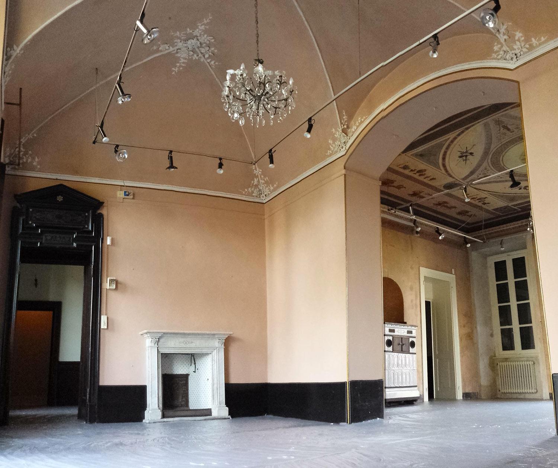 Sala del Conte - location eventi Milano - Villa Castelbarco