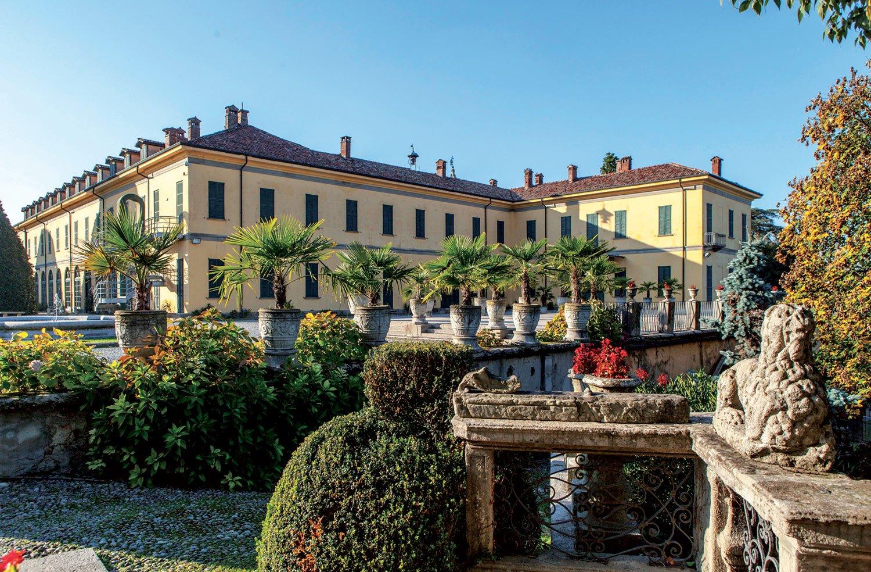Spazi all'aperto - location eventi Milano - Villa Castelbarco