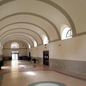 Sala Scuderia - Villa Castelbarco - Location eventi Milano