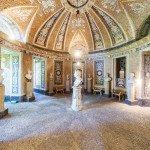 underground rooms villa castelbarco